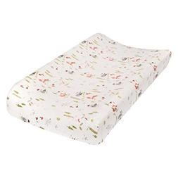 Trend Lab Winter Woods Deluxe Flannel Changing Pad Cover