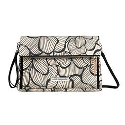 petunia pickle bottom Women's Glazed Crossover Clutch Bouque